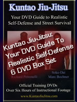 Kuntao Jiu-Jitsu: Your DVD Guide to Realistic Self-Defense 6DVD Box Set Sm Image